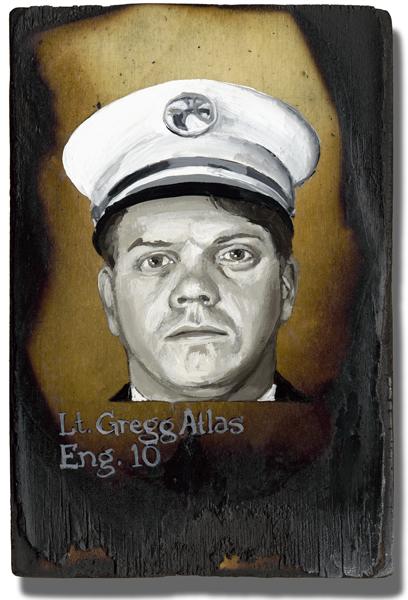 Atlas, Lt. Gregg