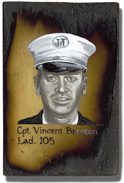 Brunton, Cpt. Vincent