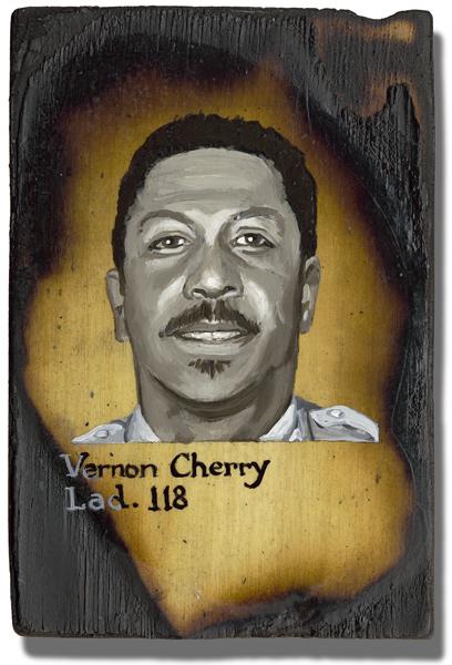 Cherry, Vernon