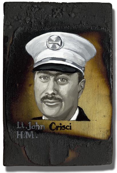 Crisci, Lt. John