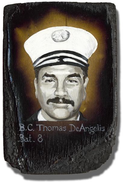 DeAngelis, B.C. Thomas