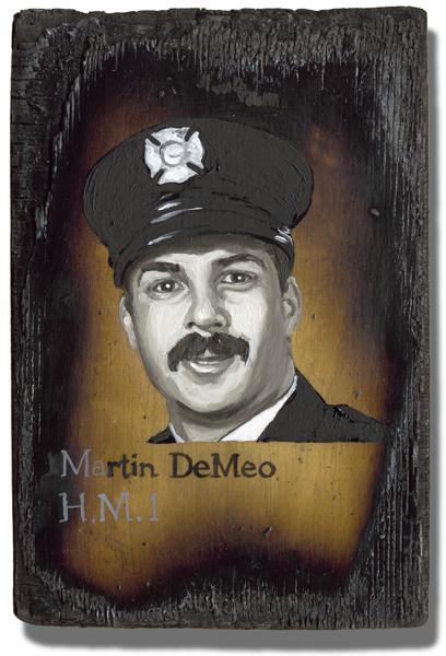 DeMeo, Martin