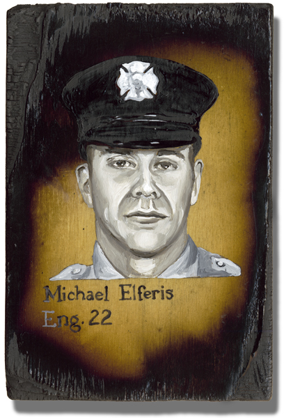 Elferis, Michael