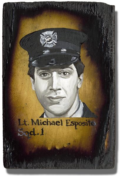 Esposito, Lt. Michael