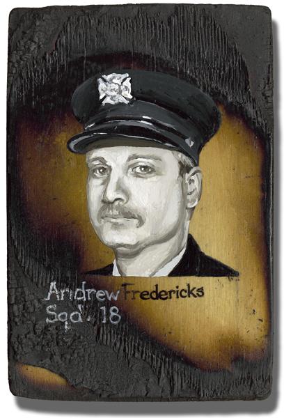 Fredericks, Andrew