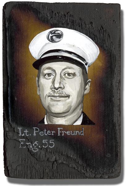 Freund, Lt. Peter