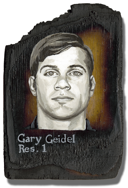 Geidel, Gary