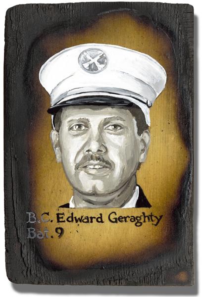 Geraghty, B.C. Edward