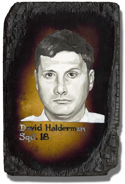 Halderman, David