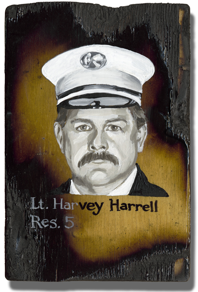 Harrell, Lt. Harvey