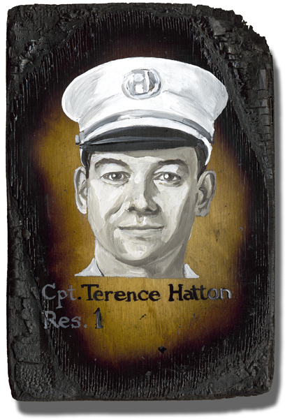 Hatton, Cpt. Terence