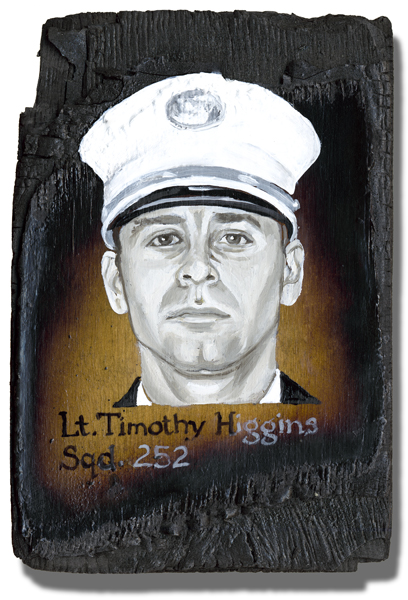 Higgins, Lt. Timothy