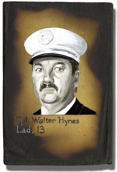 Hynes, Cpt. Walter
