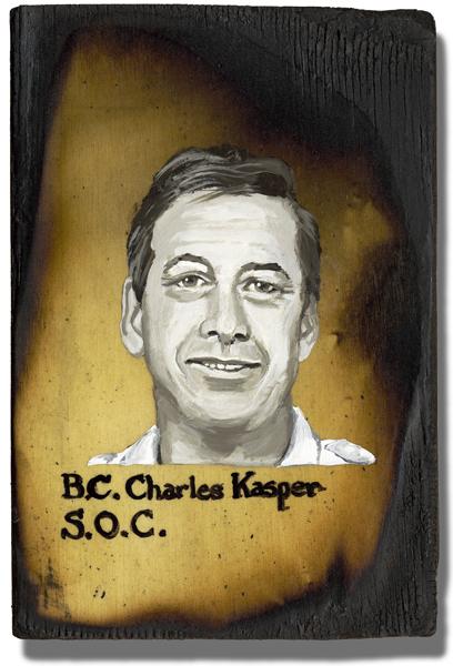 Kasper, B.C. Charles
