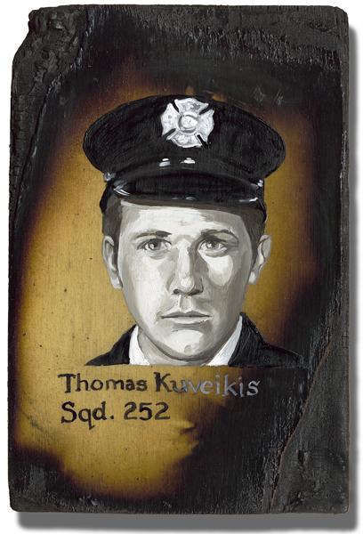 Kuveikis, Thomas
