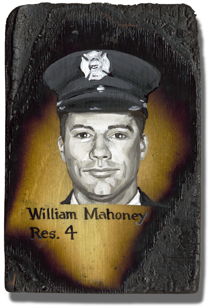 Mahoney, William