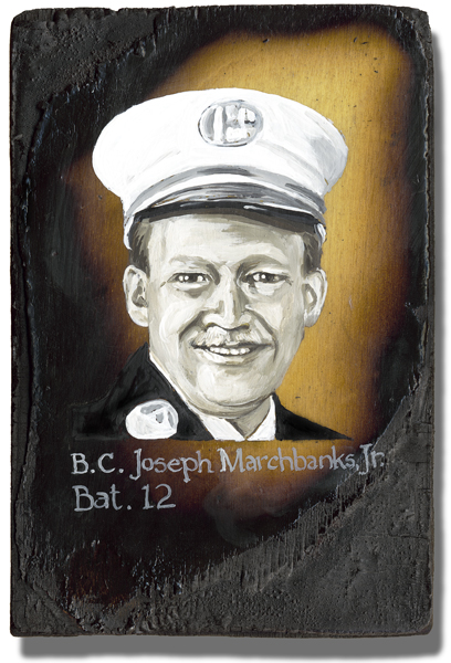 Marchbanks Jr., B.C. Joseph