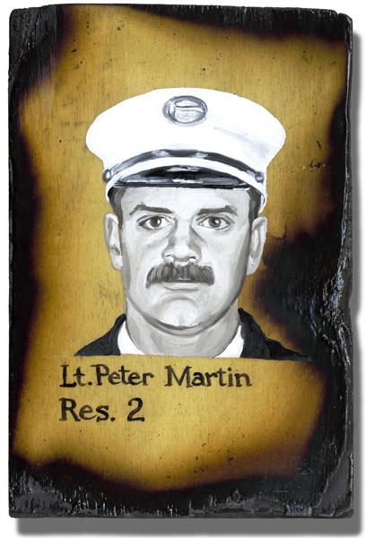 Martin, Lt. Peter