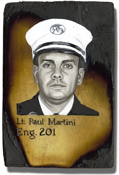 Martini, Lt. Paul