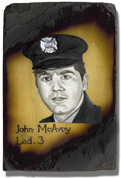 McAvoy, John