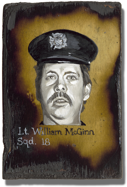 McGinn, Lt. William