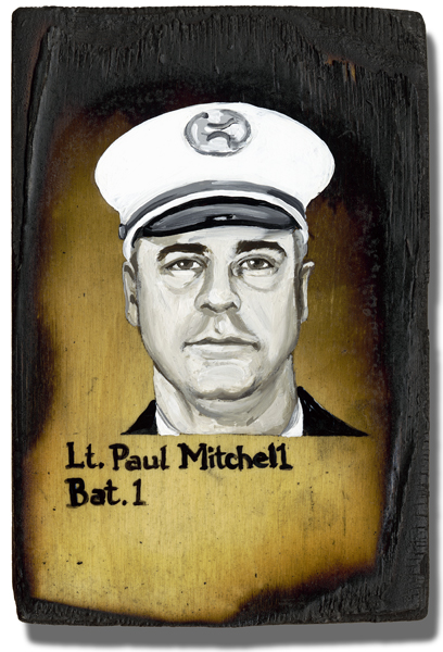 Mitchell, Lt. Paul