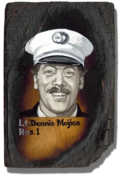 Mojica, Lt. Dennis