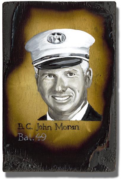 Moran, B.C. John