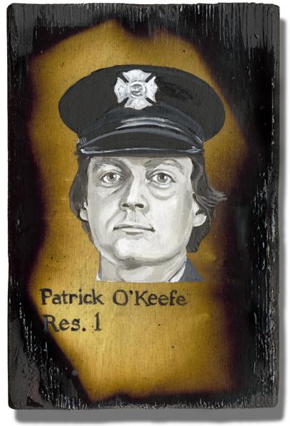 O'Keefe, Patrick