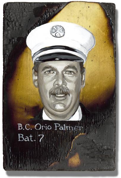 Palmer, B.C. Orio