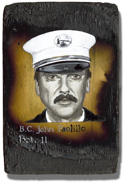 Paolillo, B.C. John