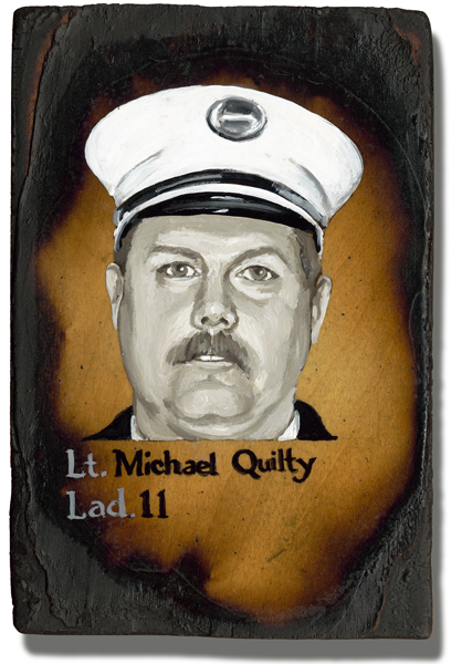 Quilty, Lt. Michael