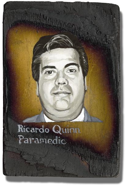 Quinn, Ricardo