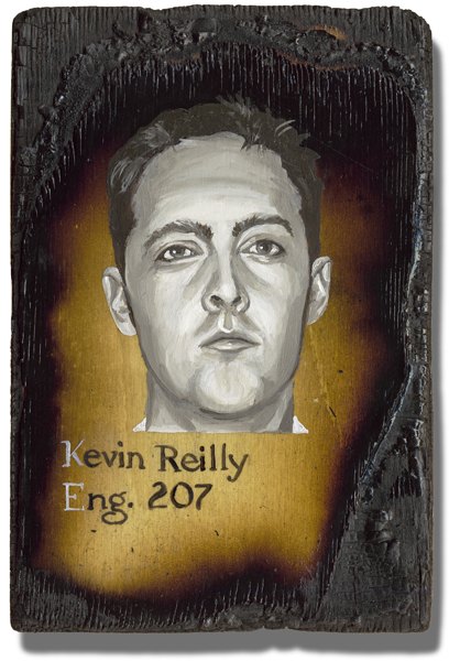 Reilly, Kevin