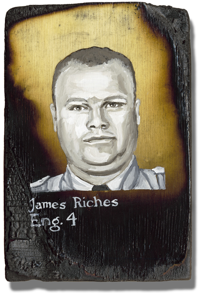 Riches, James