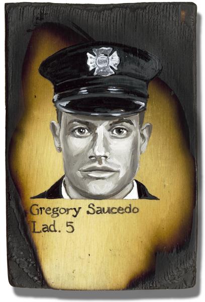 Saucedo, Gregory