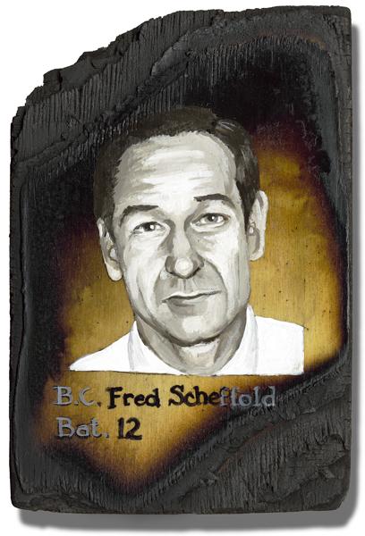 Scheffold, B.C. Fred
