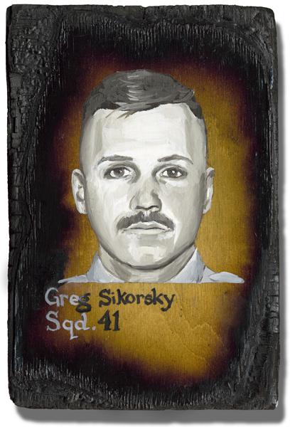 Sikorsky, Gregory