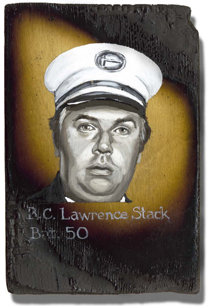 Stack, B. C. Lawrence
