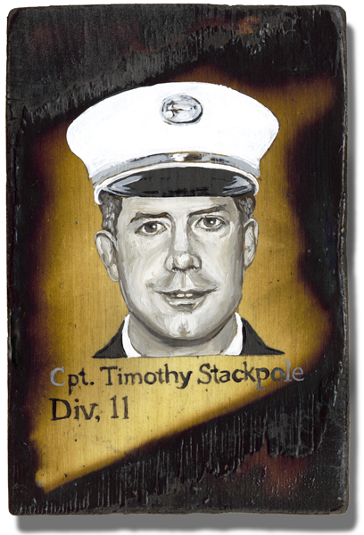 Stackpole, Cpt. Timothy