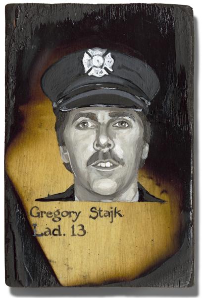 Stajk, Gregory
