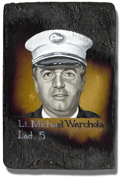 Warchola, Lt. Michael