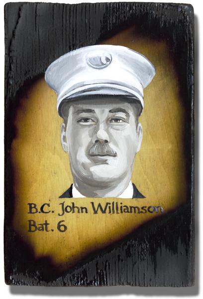Williamson, B.C. John