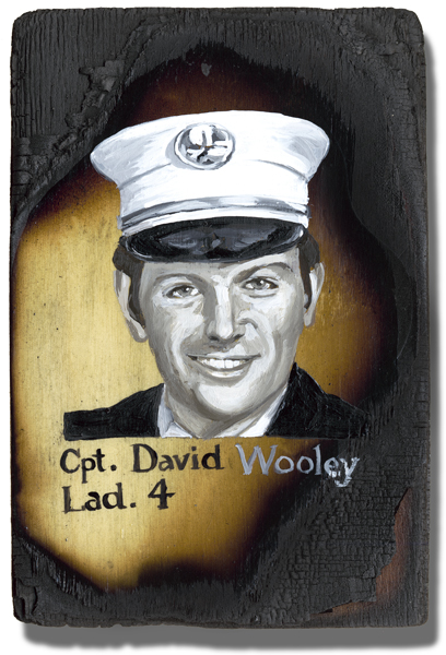 Wooley, Cpt. David