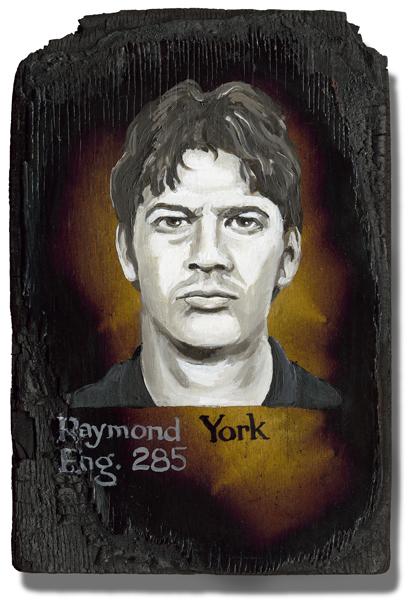 York, Raymond